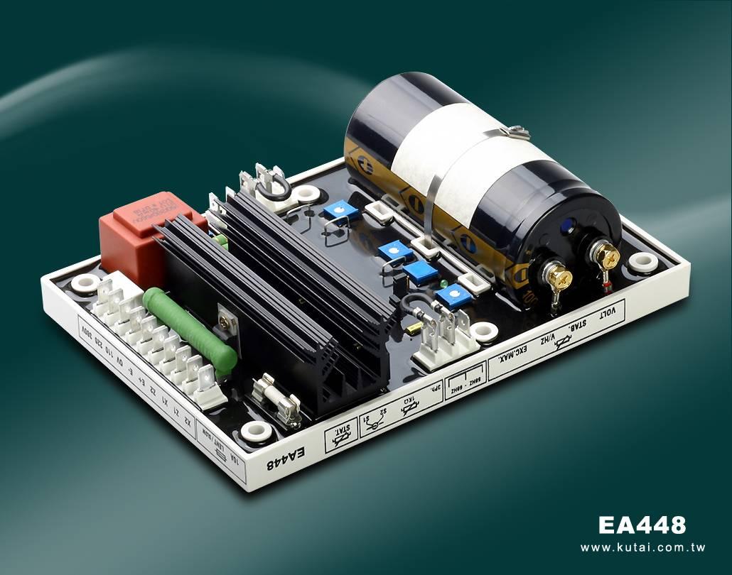 EA448 Generator AVR Voltage Regulator Replacement for Leroy Somer R448