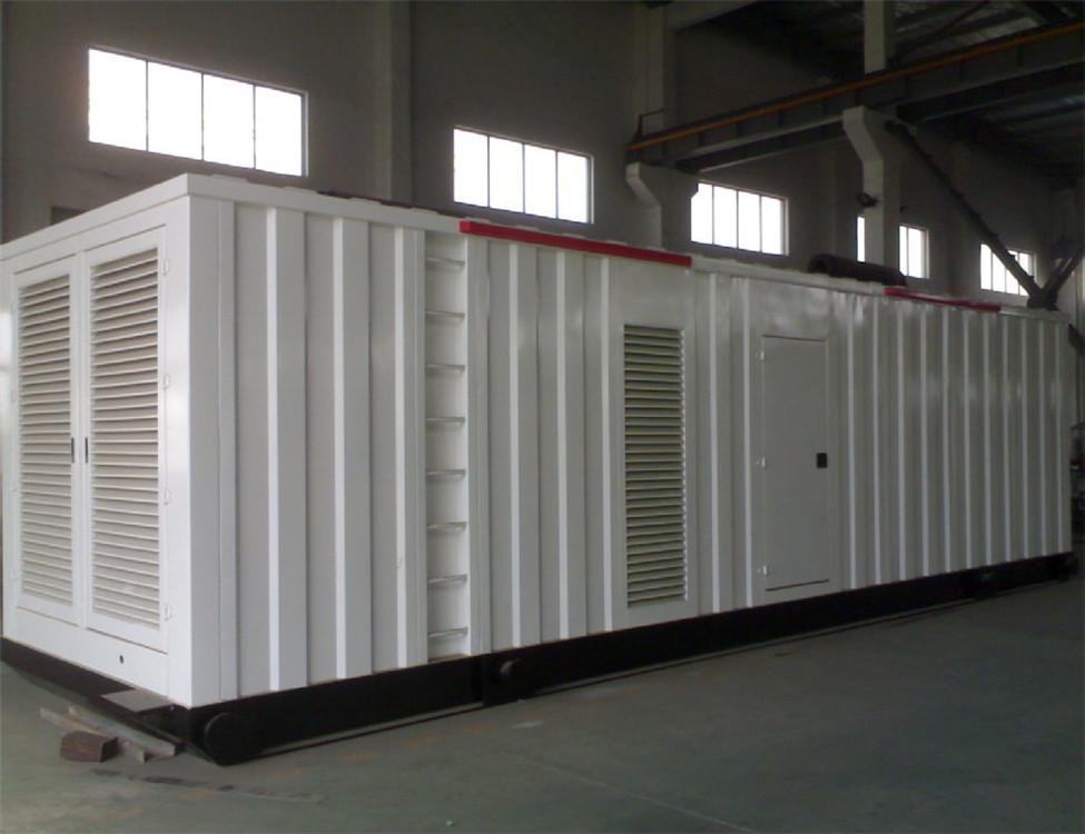 1375KVA diesel generator set