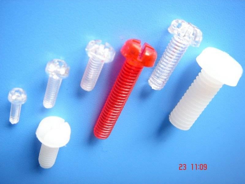 nylon screw/nylon fasterner