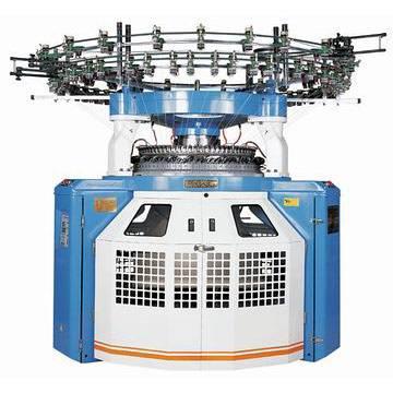 High Speed Double Pattern Whee Machine