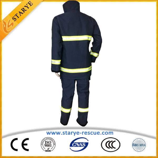 Firemen Suit Good Quality Anti Fire Suit Firefighting Uniform