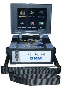 eXp 4000 3d metal detector