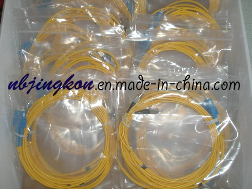 fiber optic patch cord(FC-SC patch cord)