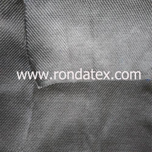 Fe Cr Al fabric for infrared metal fiber gas burner