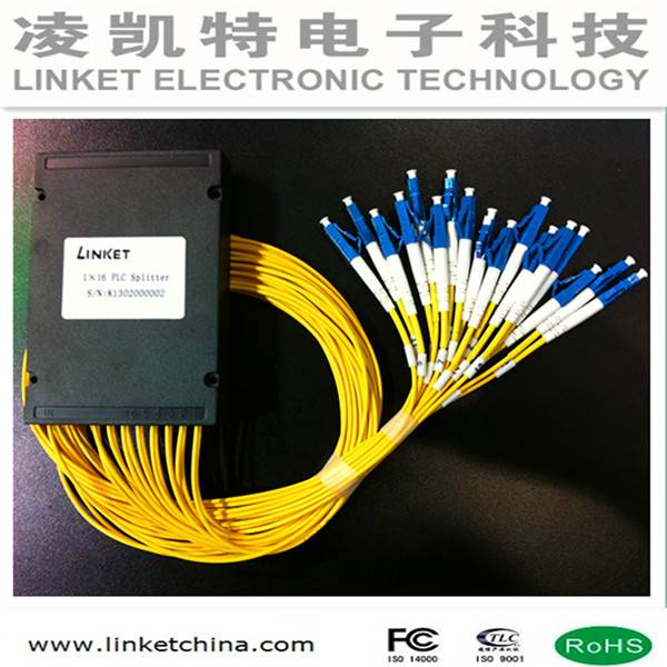 1*16 PLC Module with LC-PC