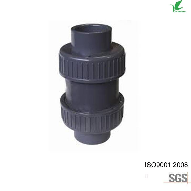 double union check valve non return valves