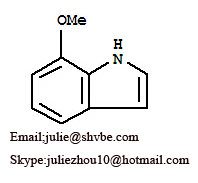 7-methoxyindole, CAS NO.3189-22-8