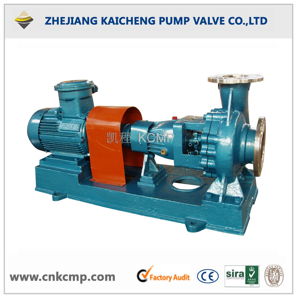 IHK double faced mechanical seal chemical pump