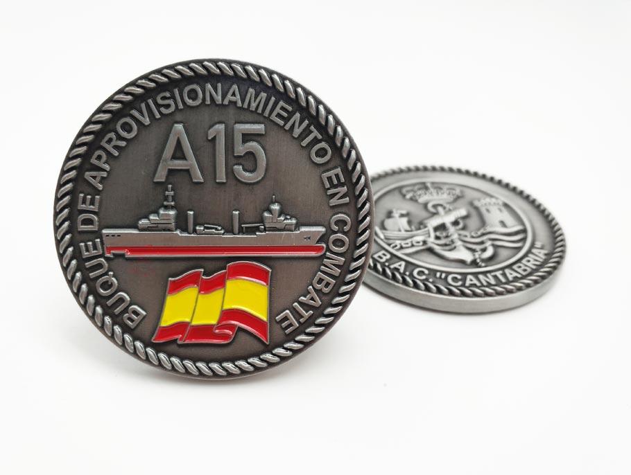 Plating Souvenir Coin