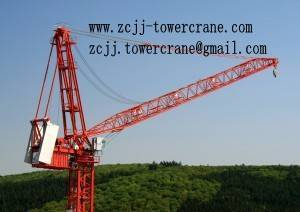 luffing tower crane TCL4522(8t)