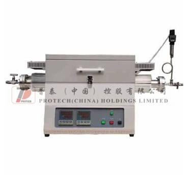 High temperature high pressure tube furnace