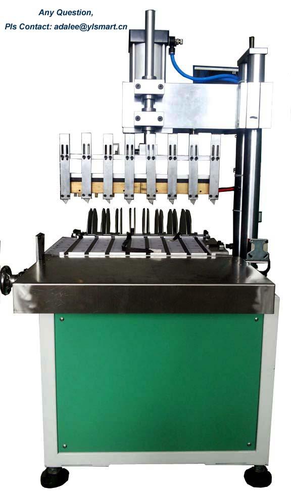 Manual Magnetic Stripe Bonding Machine YMSB-1