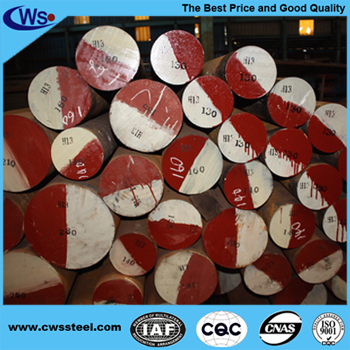 DIN 1.2344 Hot Work Mould Steel Round Bar