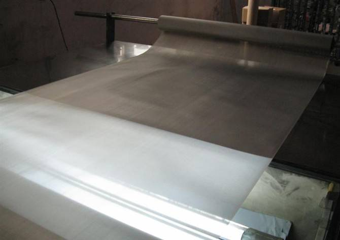 200-635mesh stainless wire mesh 316L