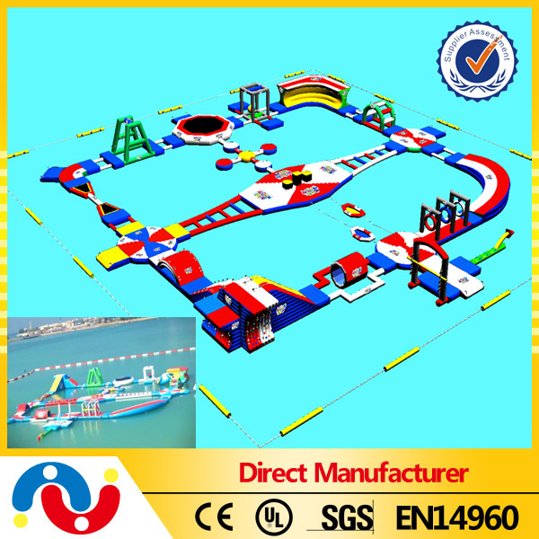 inflatable water park inflatable aqua park inflatble floating water toys