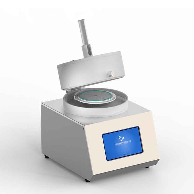 Precision Anti-Corrosion Vacuum Spin Coater with Heating Cover