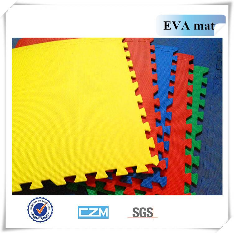 Hot Selling And Popular EVA Baby Play Mats
