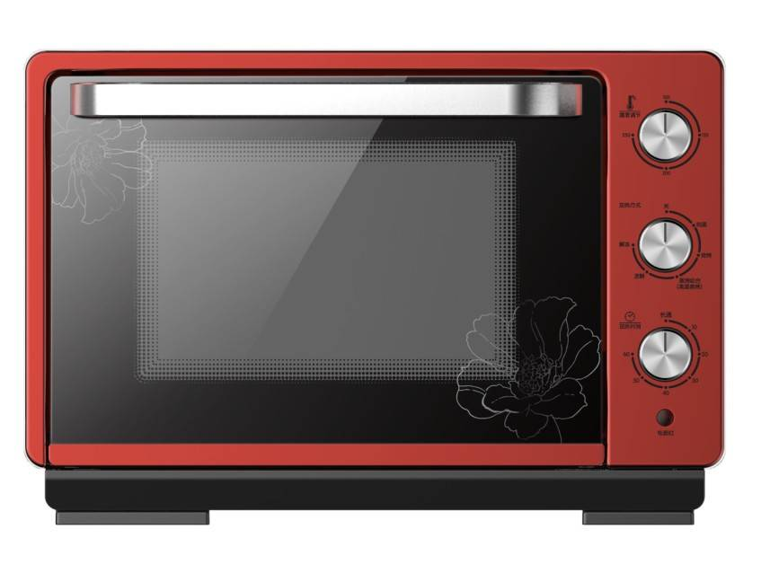 23L electric oven, steam oven