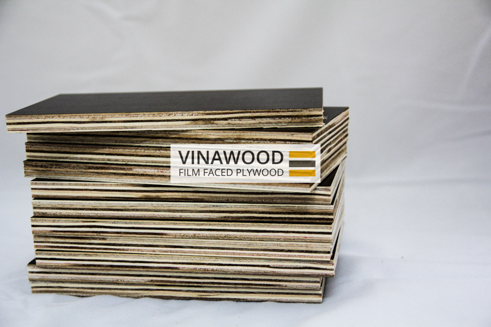 Quality Film Faced Plywood Vietnam Factory