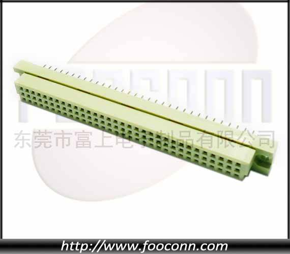 DIN41612 Connector 96Pin Famale Straight DIP