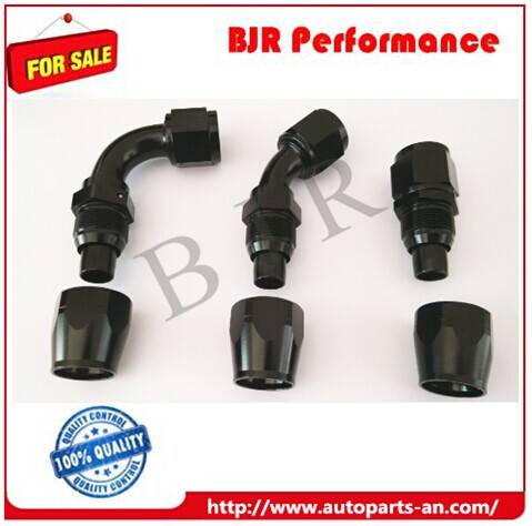 Good quality cutter type AN Fittings in car performace market