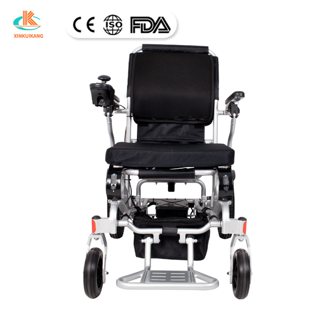 Portable electric wheelchair brushless electric wheelchair motor