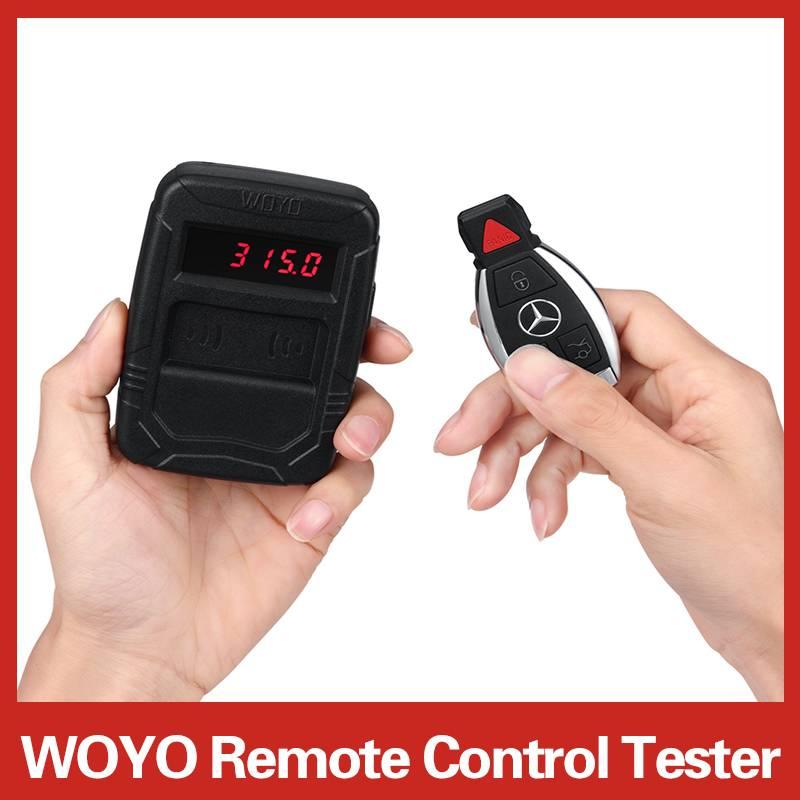 WOYO Remote Control Tester