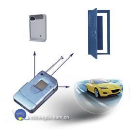 Multi-functional Fingerprint Remote Controller