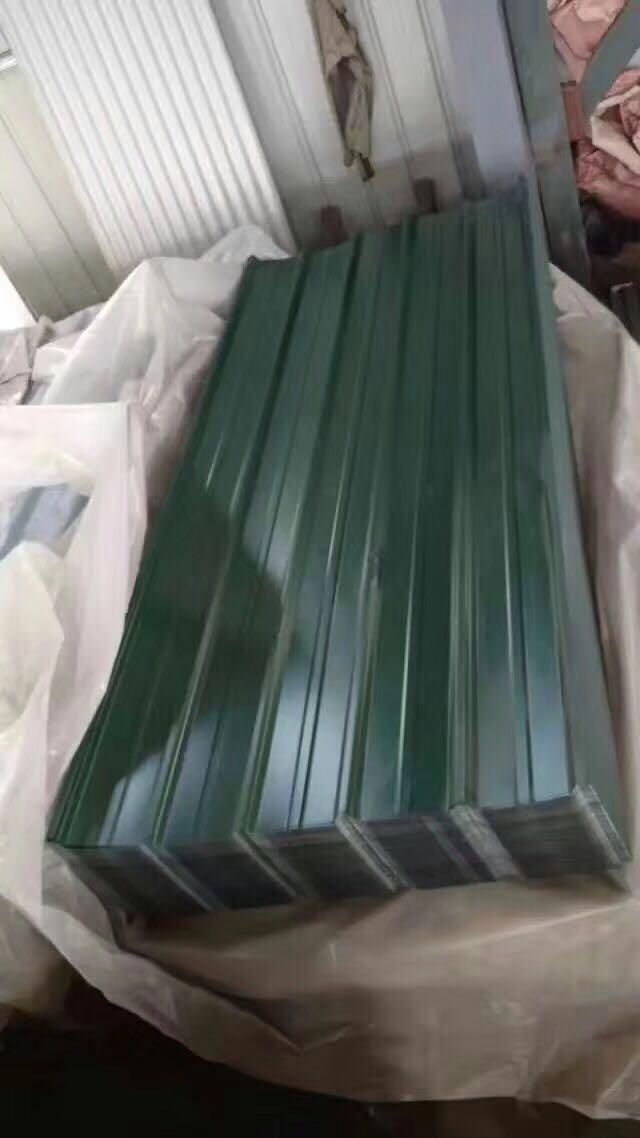 PPGI/PPGL corrugated sheet