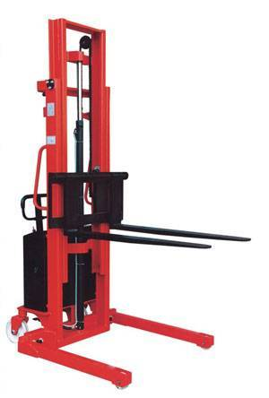 Semi-electric Stacker SPN10/25 10/30 15/25 15/30-A