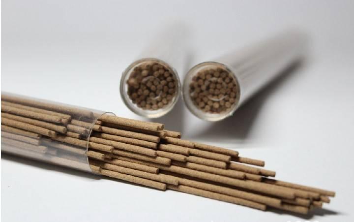 Natural Australia Sandalwood Incense Sticks Sandal Incense 26g+40 Stick Scent Moderate Herbal Incens