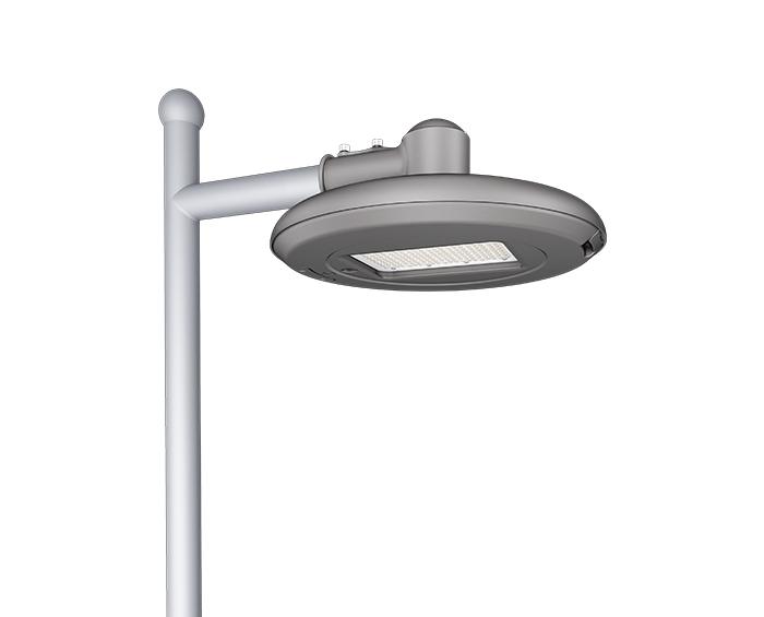 LED Parking lot Light, Tool Less LED Garden Light