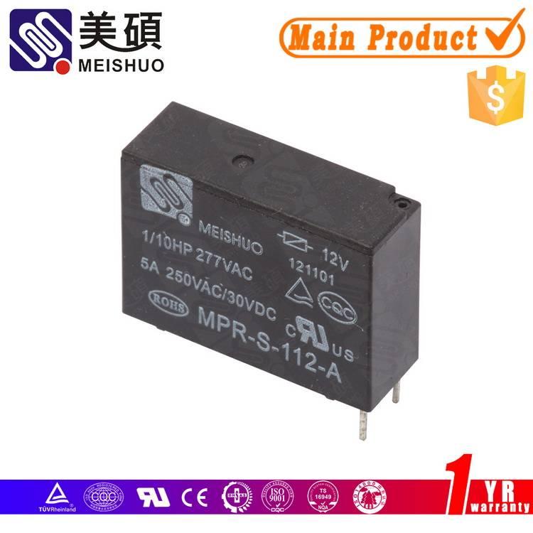 Meishuo MPR 46F miniature relay