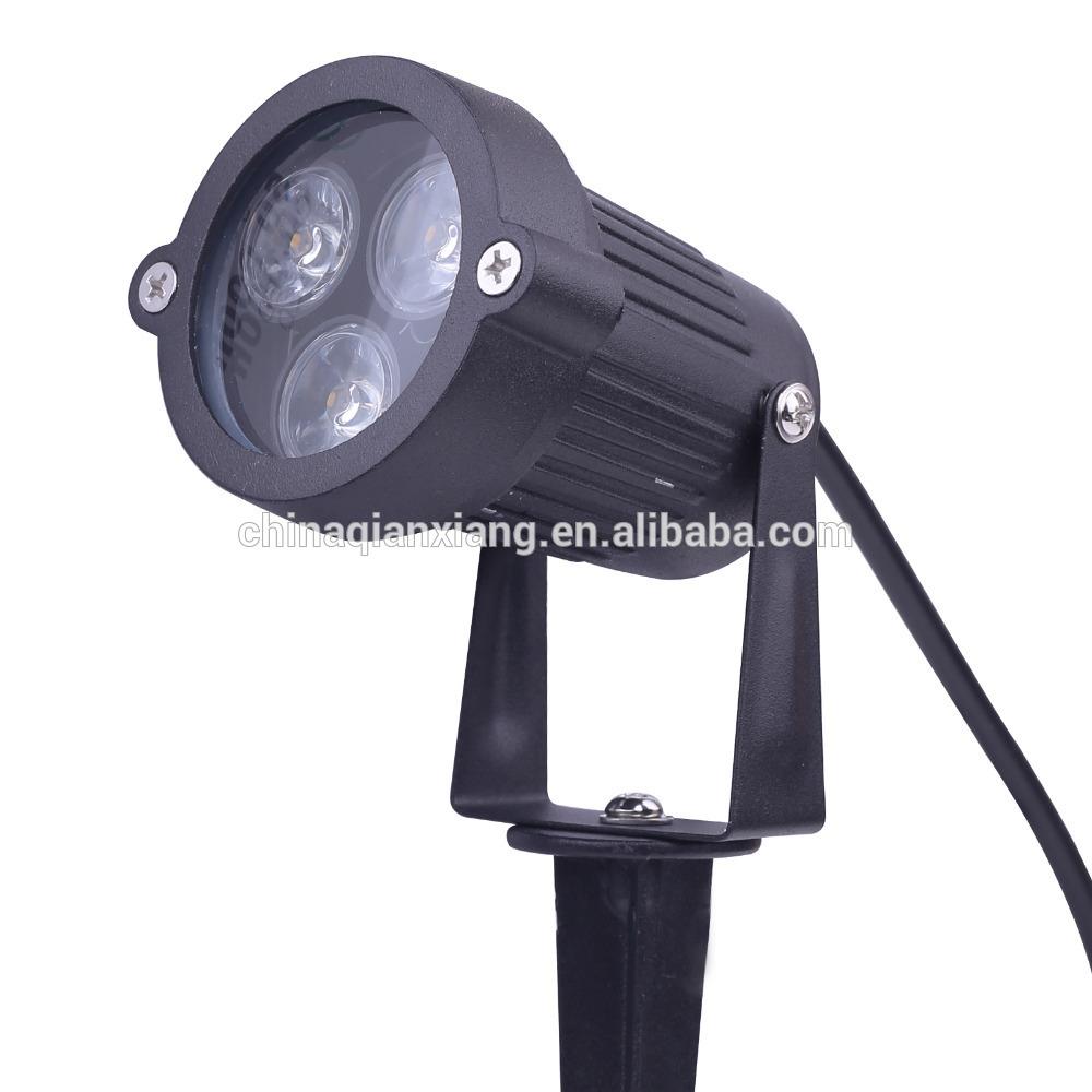 9w 12v landscape lighting waterproof and outdoor lamp garden led light