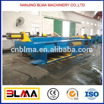 BLMA brand hot sell manual pipe bending machine, good performance exhaust hand pipe bender