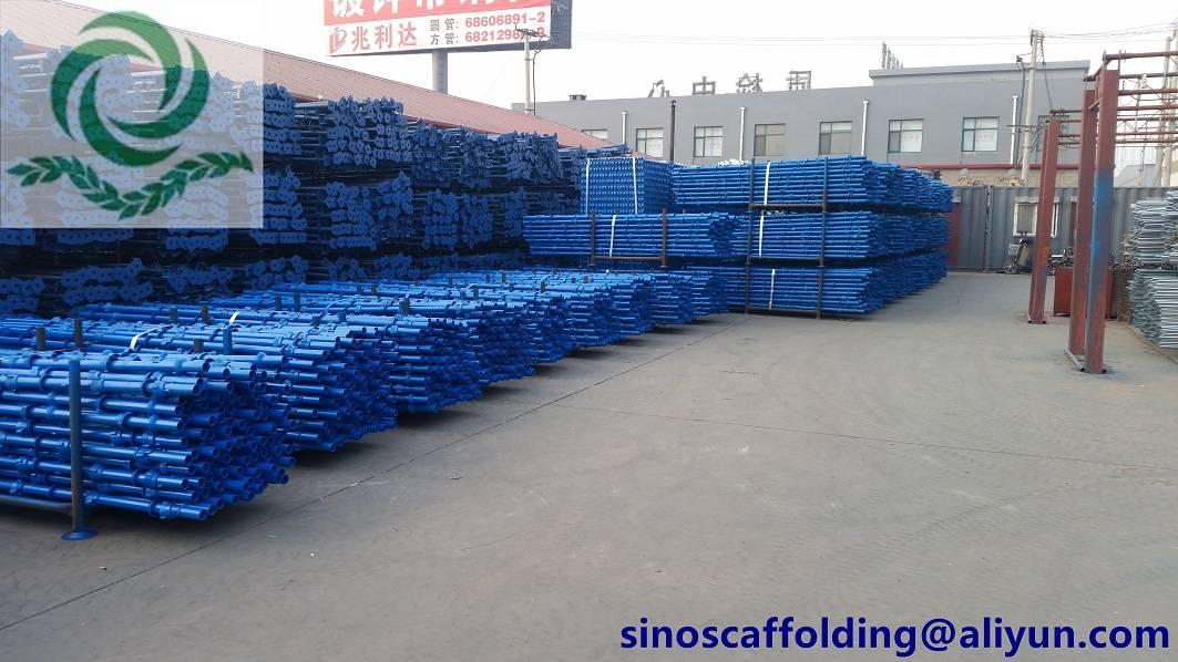scaffolding materials cuplock standard Good quality manufacturer