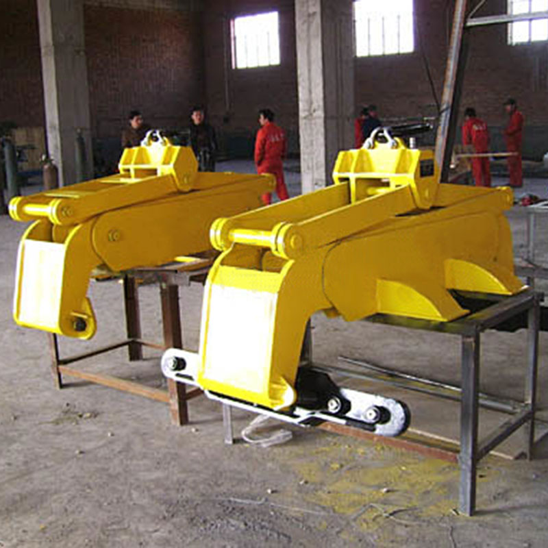 Best selling carbon block clamp lifting spreader lifting clamp for handling materials