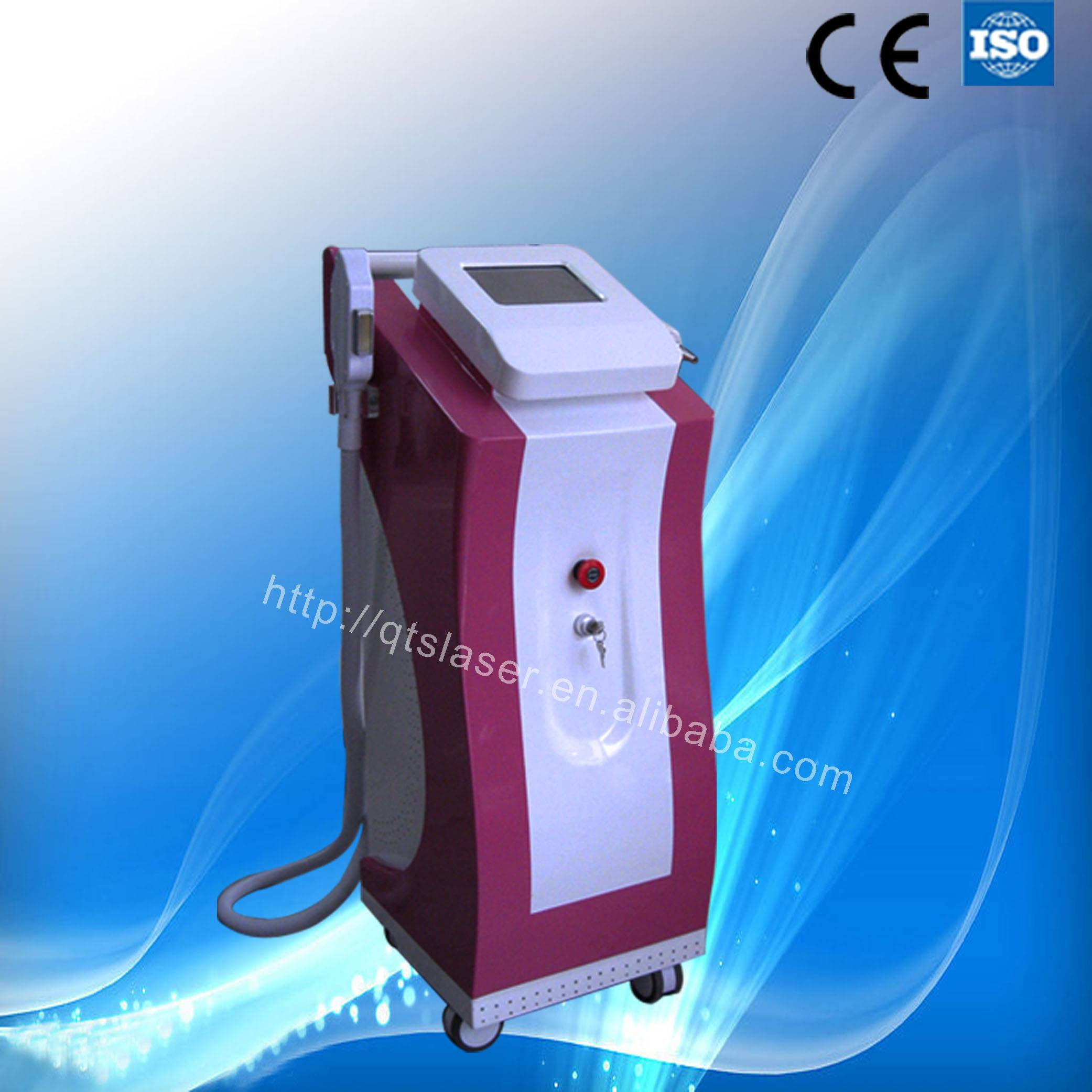 For professional remove wrinkle with IPL+RF upgraded tachnology Elight bring good effect