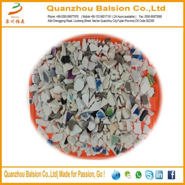 100% Urea recycled materials