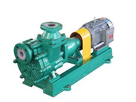 FZB fluorine plastic self-priming chemical pumps