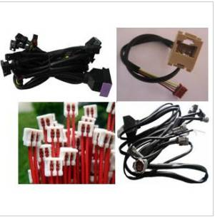 Industrial & Braided Wire Harnesses