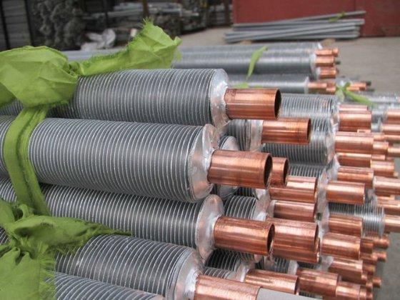 Aluminium Finned Tube