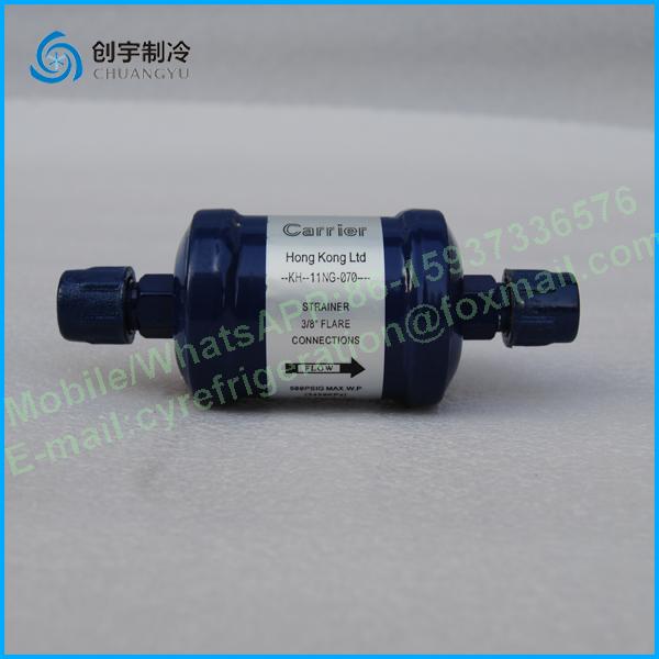Carrier Chiller Parts Oil Filter KH11NG070 Price