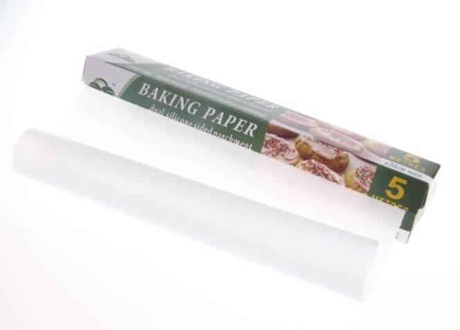 OEM service baking parchment paper
