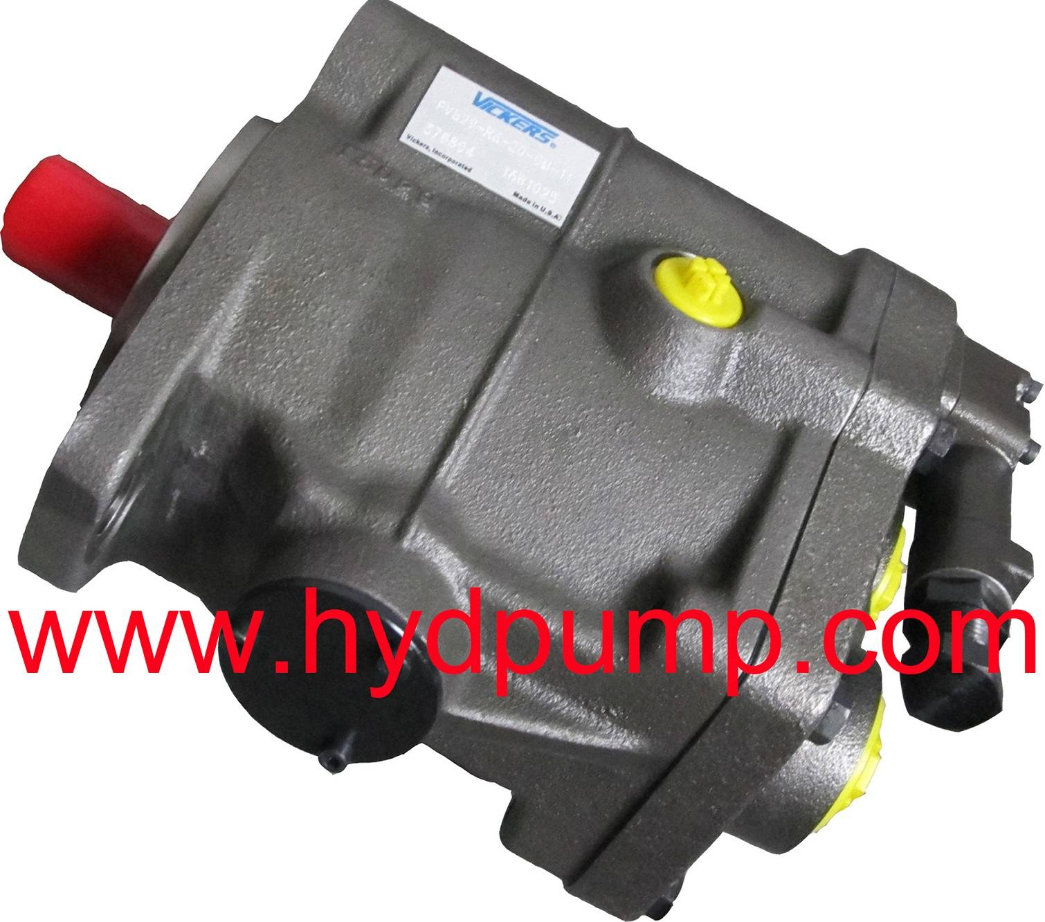 vickers hydraulic piston vickers hydraulic piston pump motor pvb of pvb5, pvb6, pvb10, pvb15