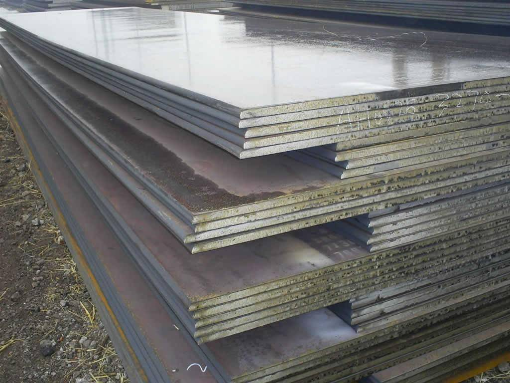 HRP - Hot Rolled Steel Plate, SS400, S235/355JR ASTM A36 A516 Gr 70 promotion, Chinese origin, low p