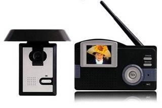 wireless digital video door phone SM-825