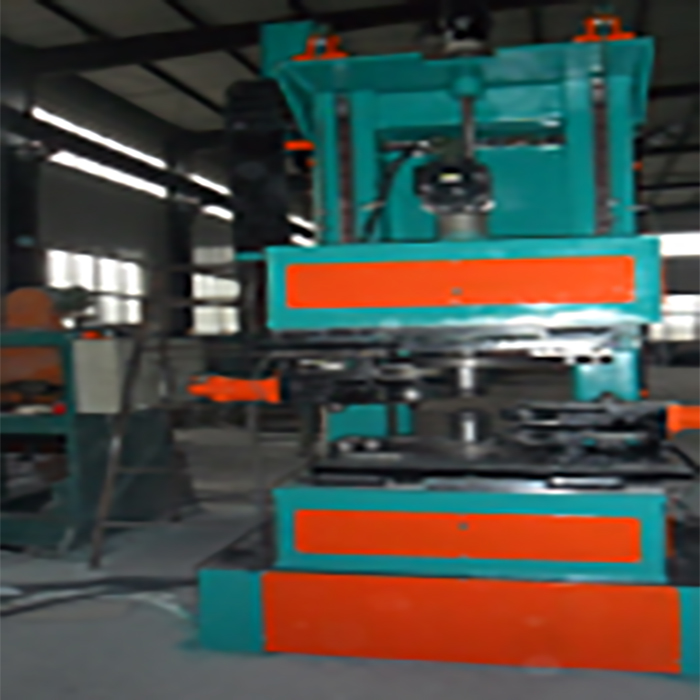 Vertical Double-end Sealing Machine / Sealer for Muffler