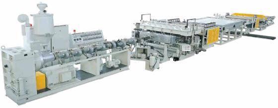 Plastic Making Machinery