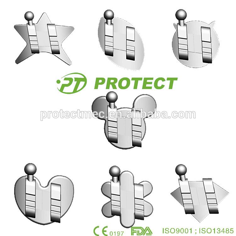 Orthodontic Dental Fashion Braces /bracket